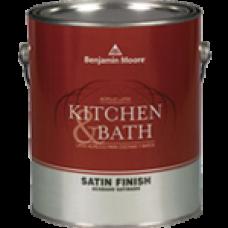 Kitchen & Bath Satin Finish.W322