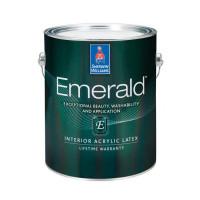 Emerald Interior Acryllic Latex. Sherwin-Williams