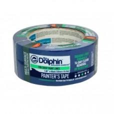 Dolphin Blue - синя малярна стрічка