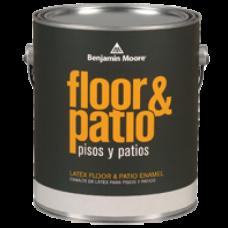 Latex Floor & Patio Enamel.122