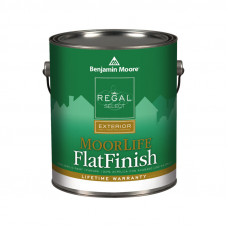 Flat Acrylic House Paint.105