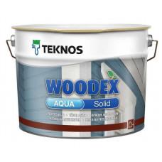 Woodex Aqua Solid. 0.9л.
