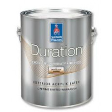 Duration Exterior Acrylic Latex Flat. Sherwin- Williams