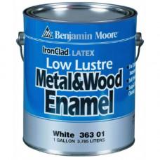 Latex Metal & Wood Enamel.363