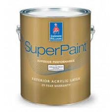 Super Paint Exterior Latex Flat