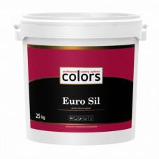 Euro Silon штукатурка силікатно-силіконова бараник 25кг