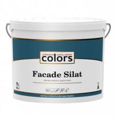 Colors Facade Silat силікатна фасадна фарба 9л